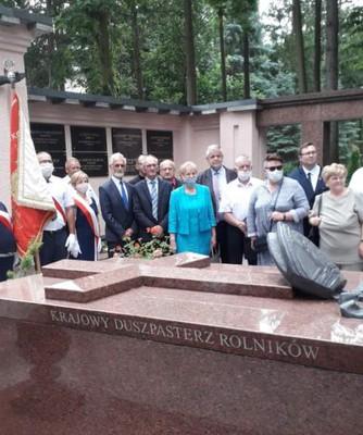 Galeria Pielgrzymka Sołtysów i Środowisk Wiejskich do Lichenia