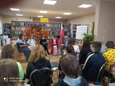 Galeria IX edycja Narodowego Czytania w Rychtalu