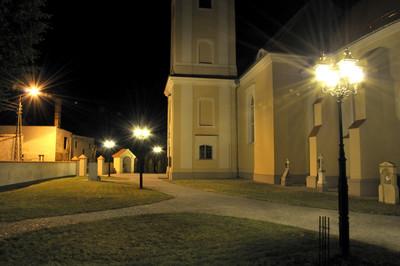 Kościół pw. Męczeństwa Św. Jana Chrzciciela w Rychtalu