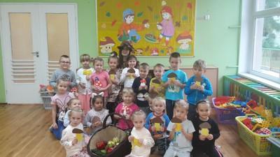 Galeria Wizyta Pani Jesień w Przedszkolu Samorządowym w Rychtalu