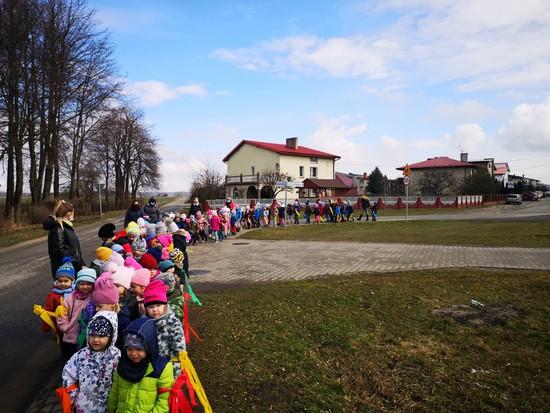 Galeria POWITANIE WIOSNY - Przedszkole Rychtal