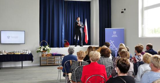 Galeria Otwarcie Klubu Seniora w Drożkach