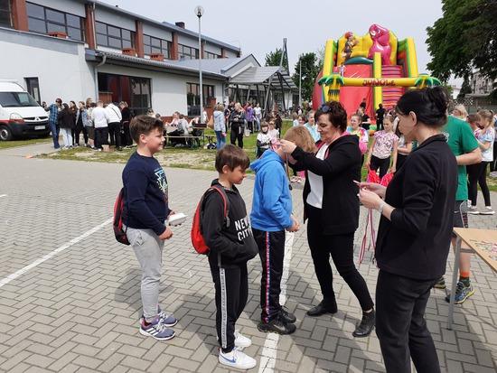 Galeria Dzień Dziecka w SP Rychtal
