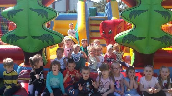 Galeria Dzień Dziecka w Przedszkolu Samorządowym w Rychtalu