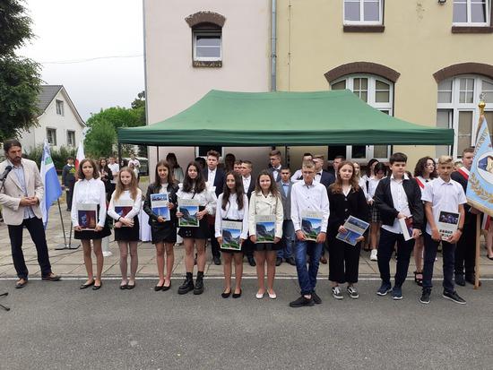 Galeria Zakończenie roku szkolnego w SP Rychtal