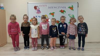 Galeria Międzynarodowy Dzień Dziewczynek w Przedszkolu Samorządowym w Rychtalu
