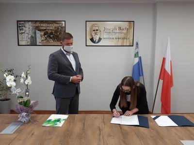 Galeria Uroczyste ślubowanie oraz nadanie statusu urzędnika