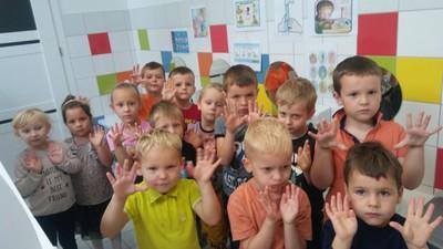 Galeria Światowy Dzień Mycia Rąk w Przedszkolu Samorządowym w Rychtalu