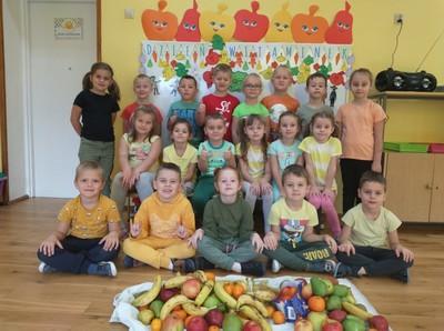 Galeria Dzień witaminek w Przedszkolu Samorządowym w Rychtalu