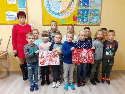 Galeria Akcja BohaterON w Szkole Podstawowej im. Ojca Konrada Stolarka w Rychtalu