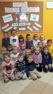 Galeria Międzynarodowy Dzień Praw Dziecka w Przedszkolu Samorządowym w Rychtalu